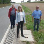 Höhere Verkehrssicherheit auf der L 600 zwischen Lingental und Gaiberg