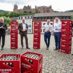 Heidelberger Braukunst in neuer Optik - Gebraut, wo wir zuhause sind