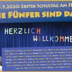Einschulung der neuen 5. Klassen </br>am Friedrich-Ebert-Gymnasium Sandhausen