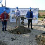 Neubohrung eines Trinkwasserbrunnes in Sandhausen – Kosten: 600.000 €