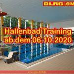 Hallenbadtraining der DLRG Leimen startet wieder