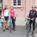 Mit dem Fahrrad ins Büro - OB Hans Reinwald sammelt Kilometer beim Stadtradeln