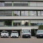 Die Elektro-Fahrzeugflotte der Gemeinde Sandhausen wächst stetig