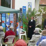 Segensreiche Amtseinführung von Pfarrerin Lena-Marie Hupas im Pfarrgarten