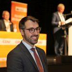 Moritz Oppelt zum CDU-Kandidaten für die Bundestagswahl nominiert