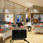 FDP Leimen dankt Mitgliedern des Jugendgemeinderates