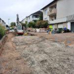 Arbeiten Im Bubenwingert gehen weiter - Treppenarbeiten folgen - Ende Juni 2021