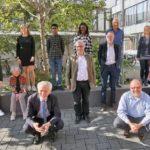 SchülerInnen der Otto-Graf-Realschule Leimen mit Ulli-Thiel-Friedenspreis ausgezeichnet