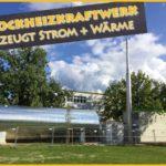 Neues Blockheizkraftwerk auf dem Schulgelände des Fr.-Ebert-Gymnasiums