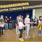 Europäischer Schüler-Wettbewerb –  Siegerehrung am Fr.-Ebert-Gymnasium