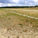 Ödland Parkplatz: Wüste oder Chance? </br>Fan-Parkplatz des SV Sandhausen
