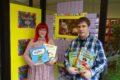 Spenden für Leimener Büchertisch: </br>Auswahl der Literatur durch Abreißkalender