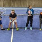 Tennis: Jugend von Blau-Weiß Leimen siegte überzeugend am ersten Spieltag