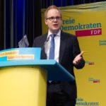 Jens Brandenburg auf Listenplatz 8 der FDP zur Bundestagswahl aufgestellt