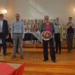 Nußloch: 40-jähriges Dienstjubiläum von Dipl.-Bibliothekarin Jutta Baust