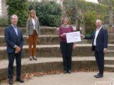 Lions-Club spendete der Musikschule Leimen 1.000 €