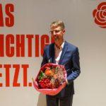 Lars Castellucci ist SPD Bundestagskandidat für den Wahlkreis Rhein-Neckar
