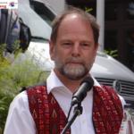 Pfarrer Johannes Beisel verabschiedet - Stadt Leimen dankte für Engagement