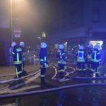 Nußloch: Rollerbrand in Tiefgarage – </br>50 Personen kurzfristig evakuiert