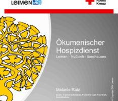 Rotes Kreuz und Hospizdienst – Zwei Welten treffen aufeinander
