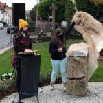 """""""Gedenke, vergiss nicht!"""" - Nußlocher Gurs-Mahnmal eingeweiht"""
