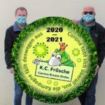 Proklamation No. I der Leimener Froschregierung vom 11.11. P0
