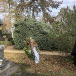 Volkstrauertag: OB Hans Reinwald erinnert an Opfer von Krieg und Gewalt