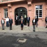 Gemeinsamer Gutachterausschuss von 10 Gemeinden konstituierte sich in Leimen