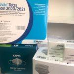 Apotheke in Corona Zeiten - Von FFP2 Masken, Impfstoffen und anderen Lieferproblemen
