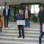 Lions Club Leimen spendet 1.000 € an den Nußlocher Verein Lichtblick