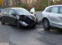 Leimen: Unfall auf Kreuzung – eine Fahrerin leicht verletzt – Sachschaden ca. 30.000 Euro