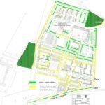Ersatzplanung für abgestorbene Thuja-Hecken auf dem Waldfriedhof St. Ilgen