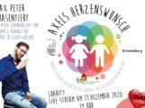 Axels Herzenswunsch – Charity-Stream für das Kinder-Palliativteam Rhein-Neckar