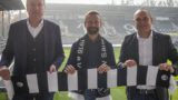 """SVS-Trainer Schiele offiziell vorgestellt: """"Ich freue mich, wieder hier zu sein"""""""