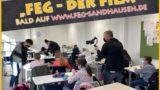 """Bald auf der Homepage des Friedrich-Ebert-Gymnasiums: """"FEG – der Film"""""""