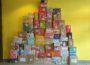 Schlossberg-Schüler packen 65 Päckchen für den Weihnachts-Päckchenkonvoi