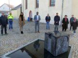 Übergabe des neu gestalteten Platzes vor der St. Aegidius-Kirche in St. Ilgen