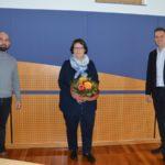 Nußloch: Verabschiedung von Ulrike Sauerzapf in den Ruhestand