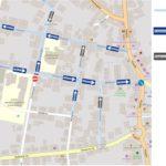 Nußloch: Sanierung Ortsmitte III - Parken und Änderung Verkehrsführung