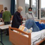 Erfolgreicher Start der generalistischen Ausbildung an den Pflegeschulen des Kreises