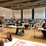 Kürzeste Sitzung in der Geschichte des Kreistags - Stark verminderte Teilnehmerzahl