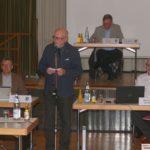 Laudationes auf Hans Appel