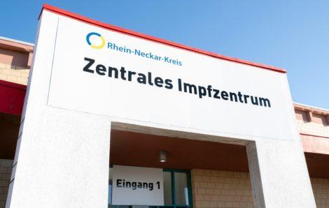 Schlussspurt in den Impfzentren HD und Sinsheim – Landrat Dallinger hofft auf viele Impfwillige