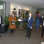 Junge Nußlocher Familie erhält 2.020 € Hauptgewinn des Lions Adventskalenders
