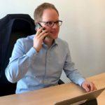Telefonische Bürgersprechstunde mit FDP-MdB Dr. Jens Brandenburg