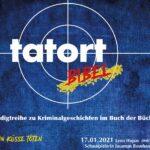 """Sonntagmorgen 10 Uhr - Tatort Bibel - Der Fall: """"Wenn Küsse töten""""."""