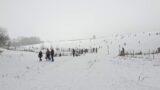 Reges Besucheraufkommen in den Höhenlagen nach ergiebigen Schneefällen