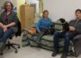 Tom-Tatze-Tierheim – Vorsätze und Vorhaben – Gesund bleiben und Hundehalle sanieren