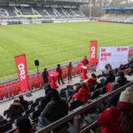 SPD Heimspiel: Erfolgreicher Kreisparteitag im Stadion des SV Sandhausen