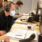 Ein Jahr Corona-Hotline des Landratsamtes - Über 120.000 Anrufe